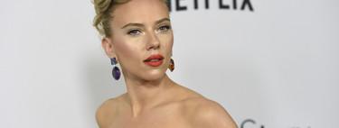 Scarlett Johansson vuelve a demostrar que a Louis Vuitton no se le suelen dar muy bien las alfombras rojas