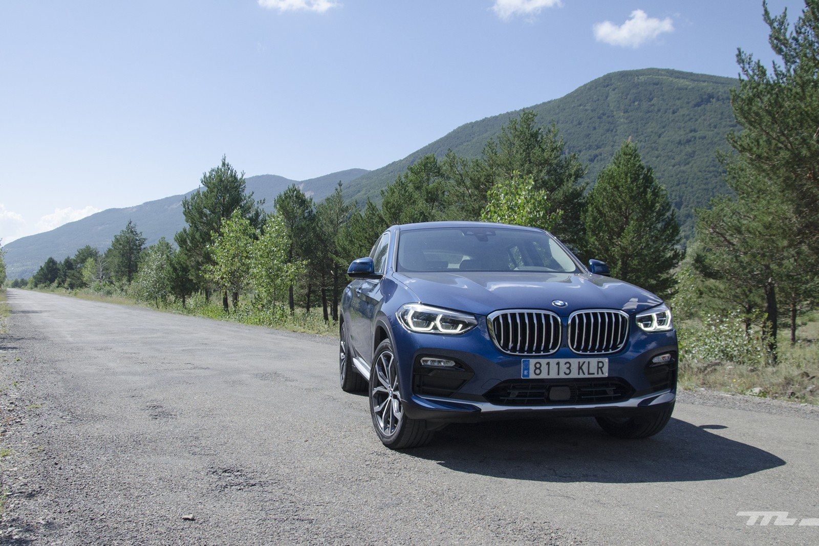 Foto de BMW X4 2018, prueba (4/65)