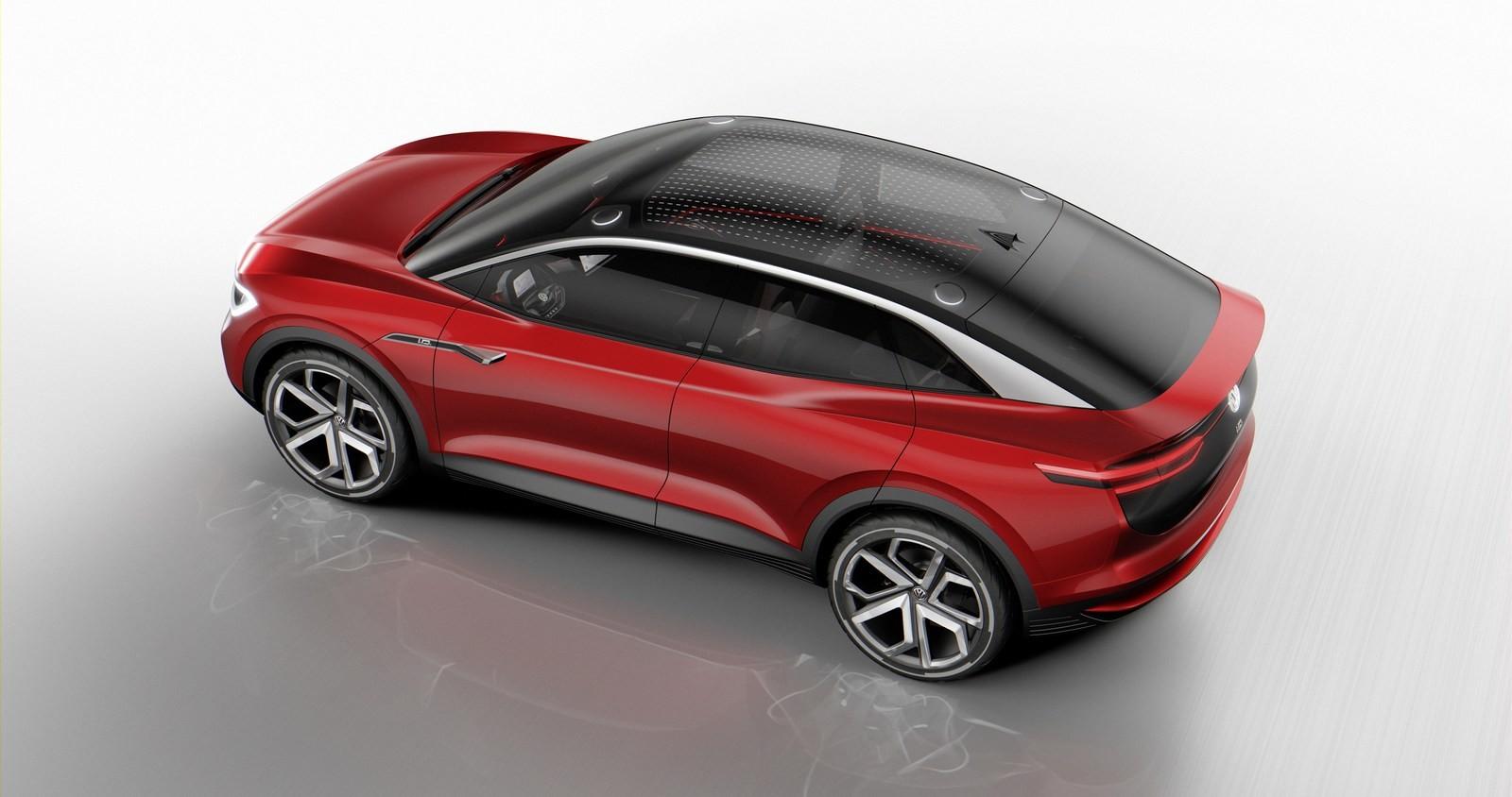 Foto de Volkswagen I.D. Crozz Concept II (13/16)