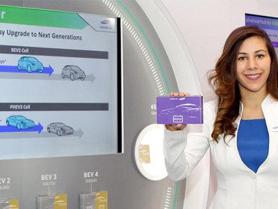 En Samsung preparan su sistema de carga rápida para coches: en 20 minutos, el 80% del total