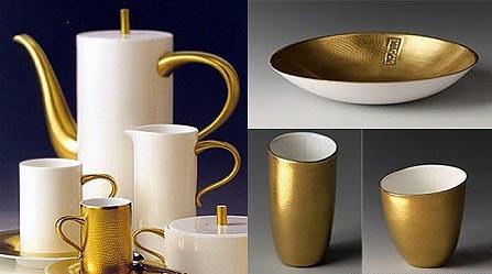 Complementos de oro para tu  mesa