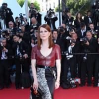 Julianne Moore elige a Louis Vuitton