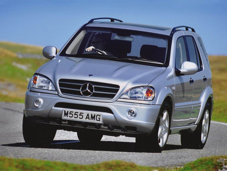 Mercedes Benz Ml 55 Amg