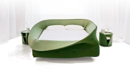 Col Letto, sin dudas, una cama muy original
