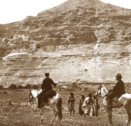 El Monte De La Tentacion