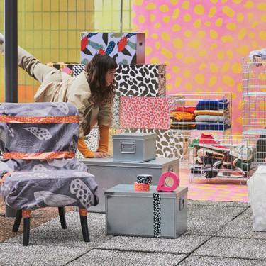 Ikea nos ayuda a hacer la mudanza con Ombyte, su nueva colección pensada para hacernos más fáciles y divertidos los traslados