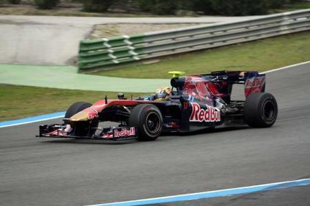 Hoy protagonistas: Jaime Alguersuari y Lotus F1 Racing
