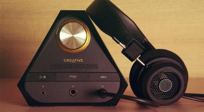 Sound Blaster X7, lo más bestia de Creative: Análisis
