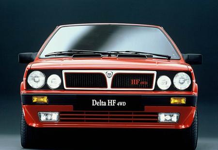 Lancia Delta HF AWD de 1986