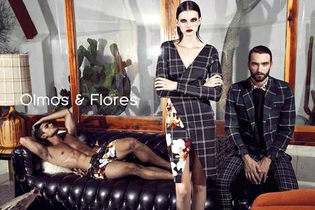 Olmos & Flores otoño/invierno 2014: polyamory