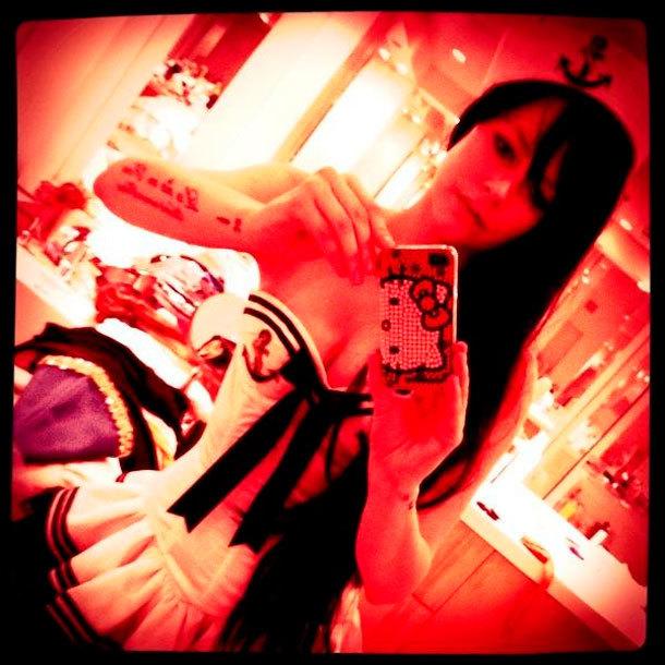 Avril Lavigne Halloween