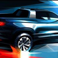 Volkswagen ya se plantea desarrollar una pick-up eléctrica, luego de ver el avance de Rivian y Tesla