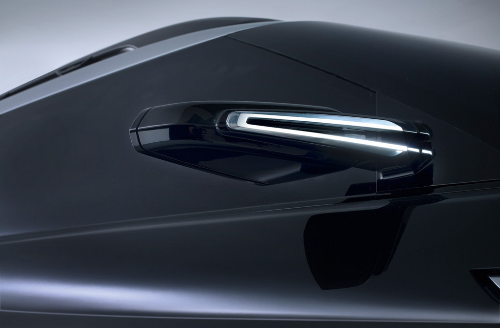 Foto de Black Land Rover LRX Concept (11/11)
