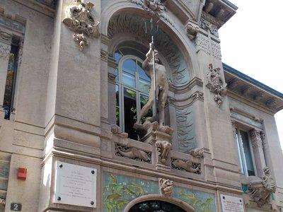 Recorrido por el Parque Sempione: el Acuario Cívico de Milán