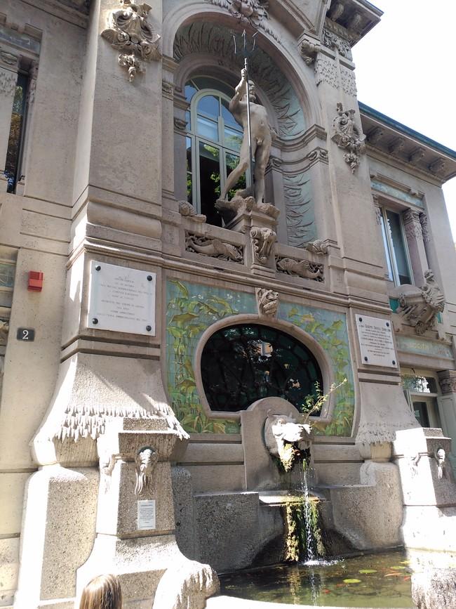 Visita al Acuario de Milán