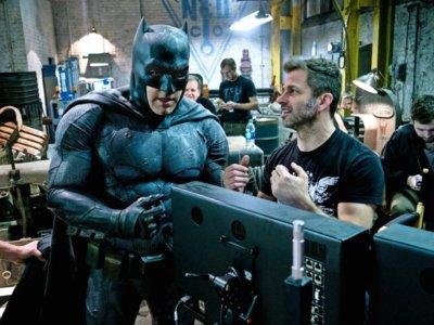 Warner sitúa a Ben Affleck como productor ejecutivo de 'La Liga de la Justicia'