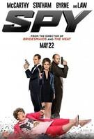 'Spy', tráiler y cartel de la comedia con Jason Statham y Melissa McCarthy