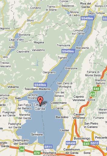 mapa-lago Garda