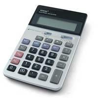Calculadora que funciona con agua