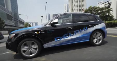 El año que viene ya podrás viajar en un taxi autónomo en Singapur