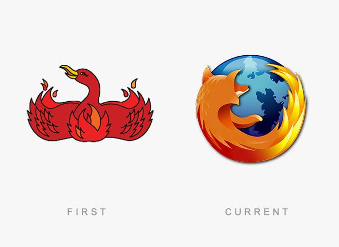 Foto de El antes y después de los logos (11/38)
