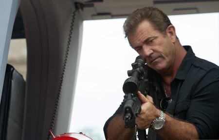 Mel Gibson Mercenarios 3