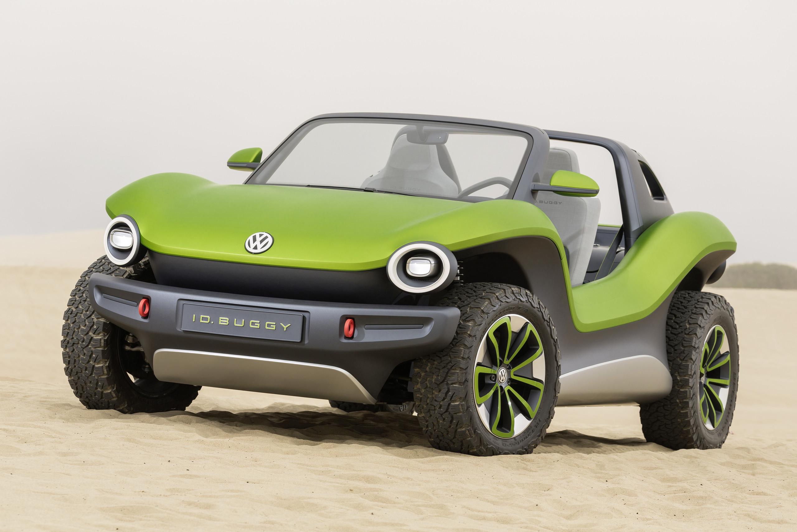 Foto de Volkswagen ID. Buggy (1/9)