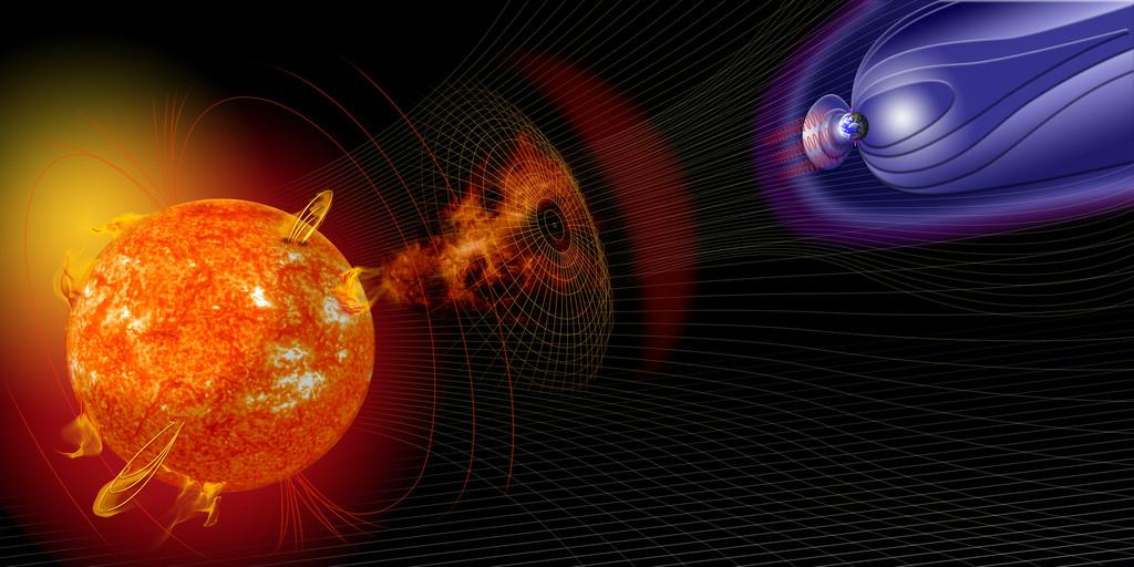 En este mismo momento una tormenta solar está golpeando la Tierra: otro recordatorio de la vulnerabilidad del mundo tecnológico
