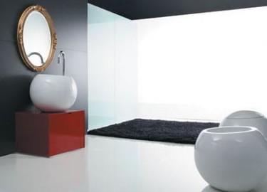 Disegno Ceramica: unas curvas nunca vistas en tu baño