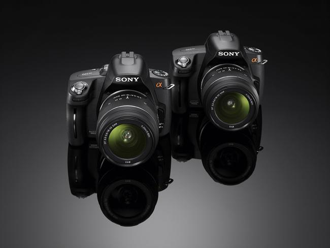 Foto de Sony Alfa A290 y Sony Alfa A390 (10/11)