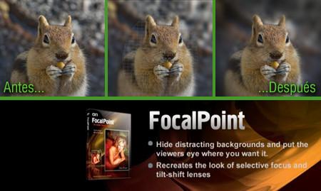 FocalPoint 1.0: plugin de Photoshop para los amantes del enfoque selectivo