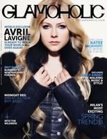 Avril Lavigne le está cogiendo gusto a esto de salir guapa en las portadas