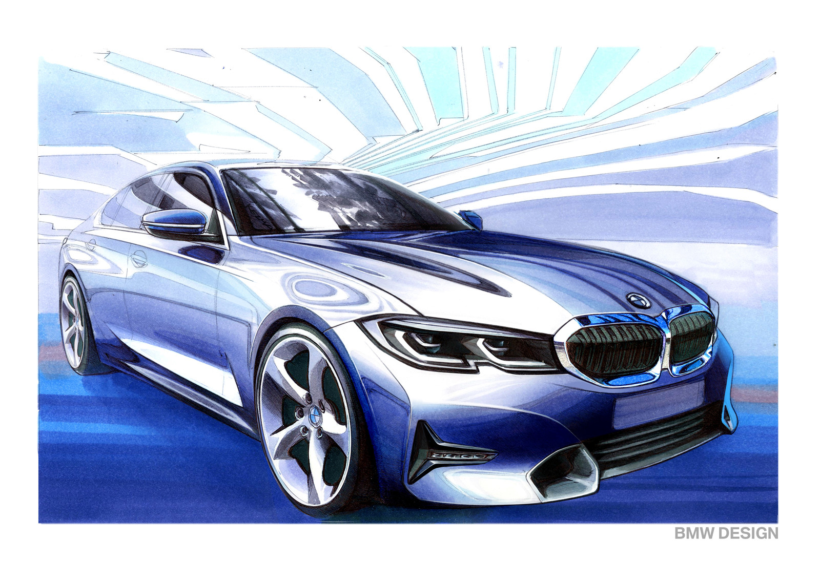 Foto de BMW Serie 3 2019 (109/131)