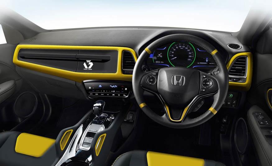 Honda Access en el Tokio Auto Salón
