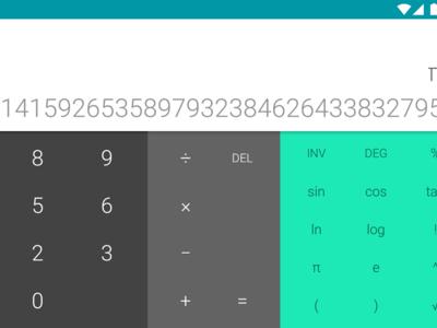 Calculadora de Google se estrena en el Play Store y se integra en Android Wear