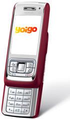 Nokia E65 con Yoigo