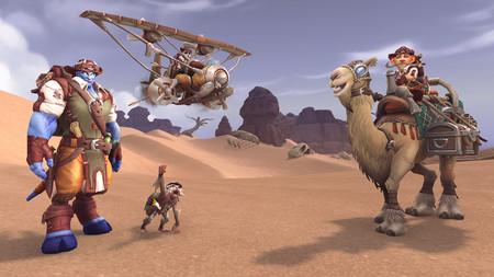 World of Warcraft Battle for Azeroth - Actualización