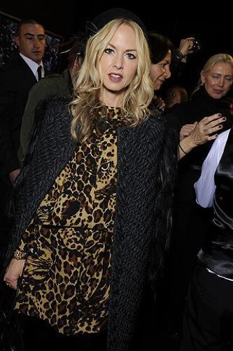 Celebrities en la Semana de la Moda de Milán, Rachel Zoe I