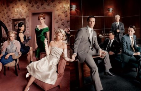Mad Men, estilo