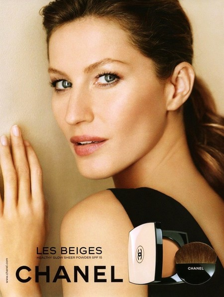 Gisele Bündchen, la nueva cara de Chanel nº5
