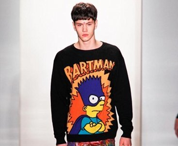 La irreverencia colorida de Jeremy Scott Otoño/Invierno 2012-13 en la New York Fashion Week