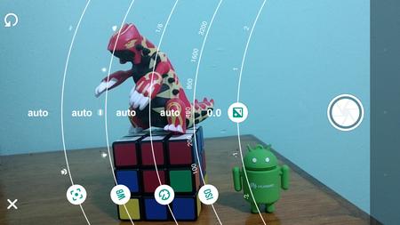 Moto Z Play Camara