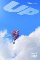 'Up', teaser póster