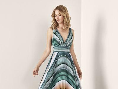 Arranca la temporada de bodas. Con estos 27 vestidos serás la invitada perfecta