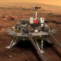 China se prepara para el aterrizaje de su rover Zhurong en Marte: la ventana de descenso en el planeta rojo va del 15 al 19 de mayo