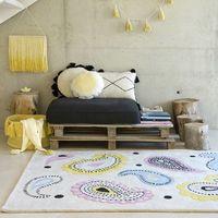 En invierno, no hay como la lana ¡Y más con alfombras tan bonitas como estas!