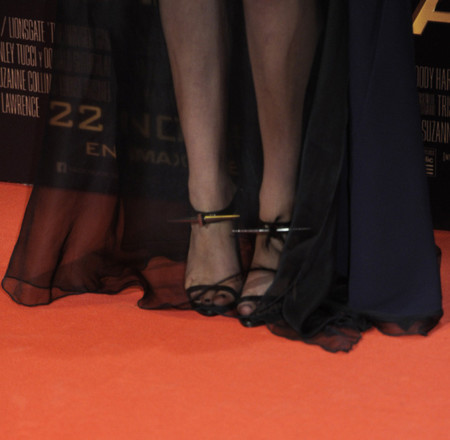 Jennifer Lawrence en Madrid