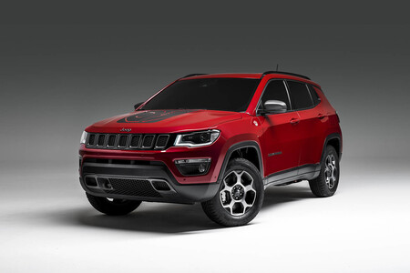 Jeep Compass 4xe Limited 140