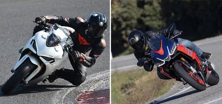Aprilia RS 660 vs Ducati SuperSport: ¿Qué podemos esperar del renacimiento de las motos supersport?