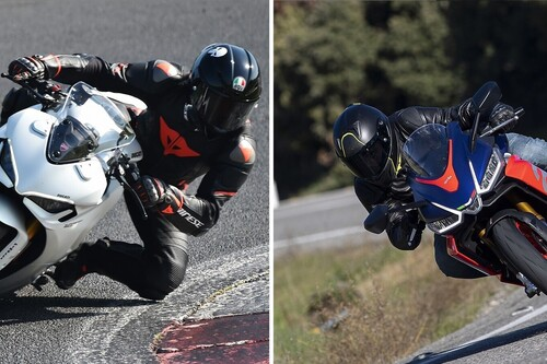Aprilia RS 660 vs Ducati SuperSport: ¿Qué podemos esperar del renacimiento de las motos supersport?